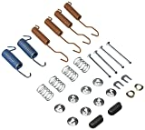 Carlson Quality Brake Parts H7116 Brake Combination Kit