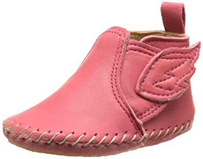 d73efdd0b06cb Easy Peasy Baby Girls' Bomok Aile First Steps Pink Size: 5-6: Amazon ...