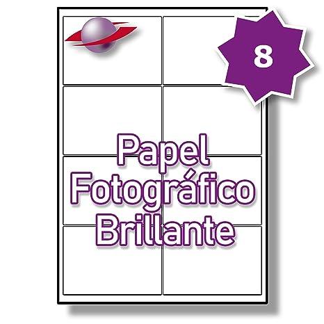 8 Par Hoja, 10 Hojas, 80 Etiquetas. Label Planet® Etiquetas ...