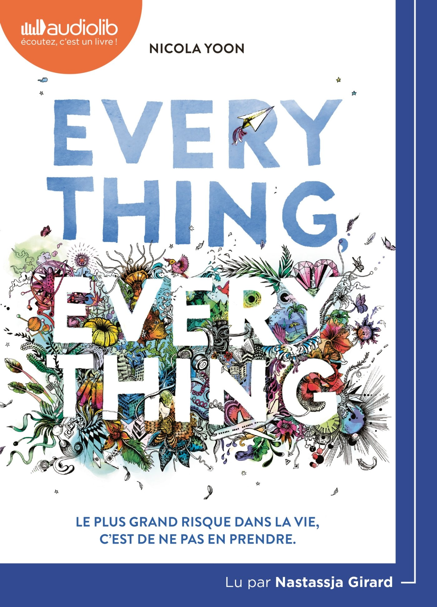 Amazon.com: Everything, Everything (9782367625553): Yoon ...