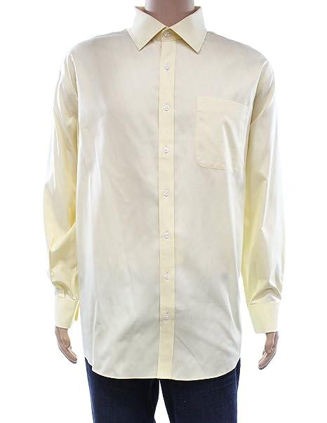 Light Yellow Shirt Casual Dresses