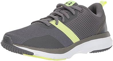 brand new 57e68 e43e3 Under Armour UA W Press 2, Chaussures de Fitness Femme, Gris (Graphite)