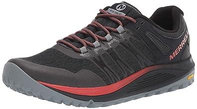 2192eb5e6 Amazon.com: Merrell Men's Nova Gore-tex Sneaker: Shoes