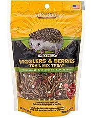 Sunseed Company 36035 Wigglers/Berry Vita Prima Hedgehog Trail Treat Mix, 2.5 Oz