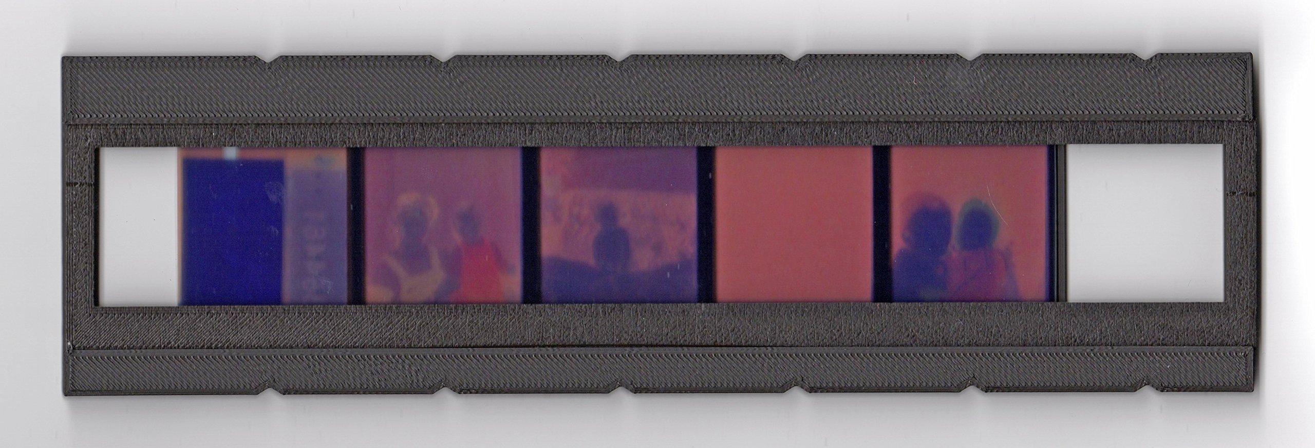 126 Film Holder for Plustek Opticfilm Scanners