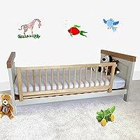 Safetots Wooden Bed Rail, Natural