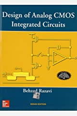Design of Analog CMOS Integrated Circuits - India Edition Paperback