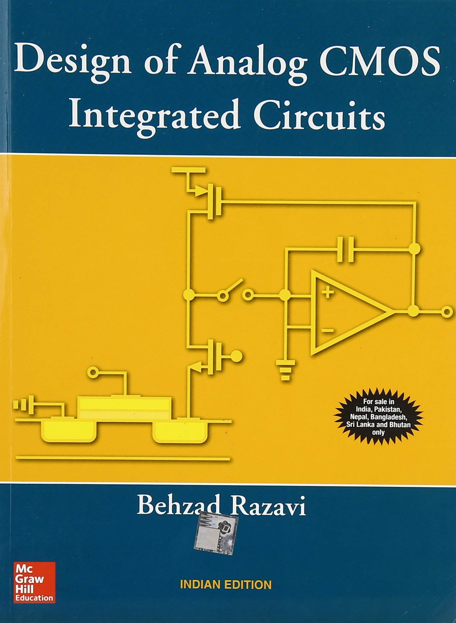 Buy Design Of Analog Cmos Integrated Circuits Book Online At Low Electronic Circuit Software For Mobile Prices In India Reviews Ratings
