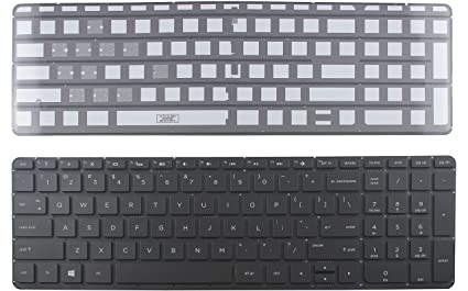 Amazon Com Laptop Replacement Backlit Keyboard With Separate