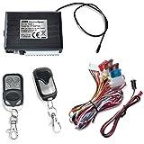 JOM 7105-1 Radio-télécommande pour centralisation de verrouillage, universel, à 2 mini télécommandes