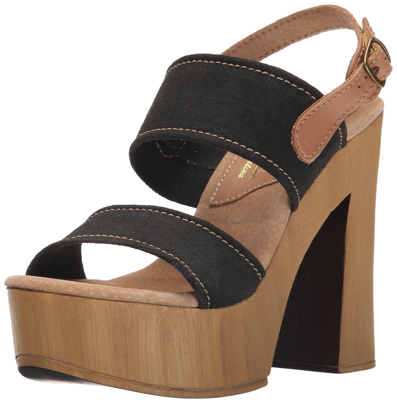 Sbicca Women's Anabella Dress Sandal B015UOWYYU 7 B(M) US|Black