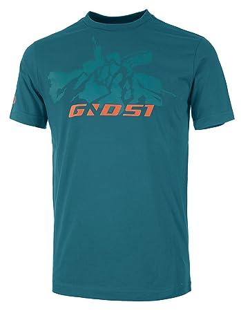 Bike Tee Ghost schwarz//rot GHOST T-Shirt GHOST Bikes Shirt Größe M