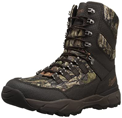 Danner Men's Vital Insulated 400G Hunting Shoes, Mossy Oak Break up  Country, ...