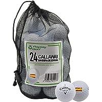 REPLAY GOLF Callaway Mix, Refurbished Bandera de España, Calidad A, Malla de 24 Bolas