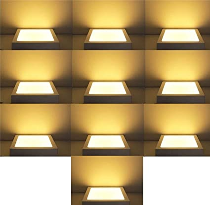 online store 1a280 91529 Buy DMakTM 6 Watt {Warm White} Square Surface Warm White Led ...