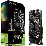 Tarjeta de Video EVGA GeForce RTX 2060 Super SC Ultra 8GB GDDR6, Dual HDB Fans, Metal Backplate