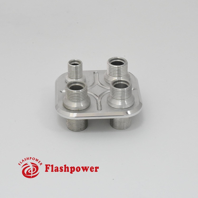 Billet Heater & A/C Bulkheads Flashpower