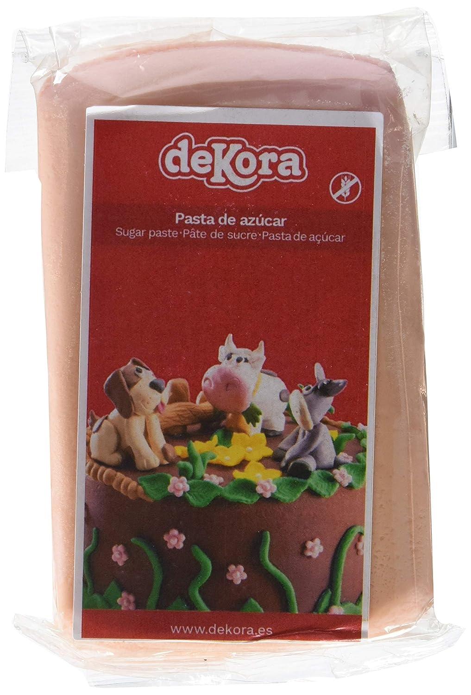 Dekora, Cobertura para repostería (Sabor neutro) - 3 de 250 gr. (Total 750 gr.): Amazon.es: Alimentación y bebidas