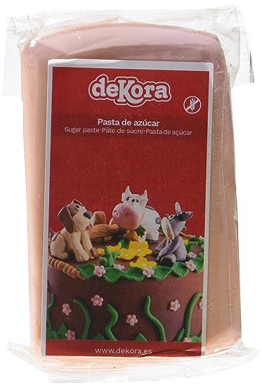 Dekora, Cobertura para repostería (Sabor neutro) - 3 de 250 gr. (