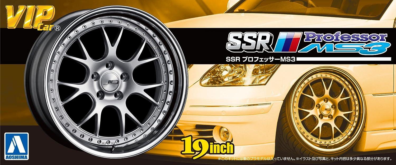 1/24 VIPCAR teiligen Serie No.99 SSR Professor MS3 AOSHIMA