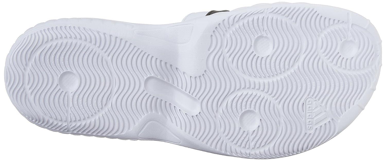 Superstar Adidas 3g Scivola Sandali - Bianco / Nero kc2cmKF