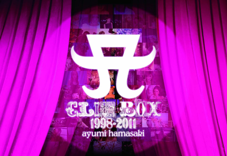 A CLIP BOX 1998-2011 [DVD] B0061JQM24