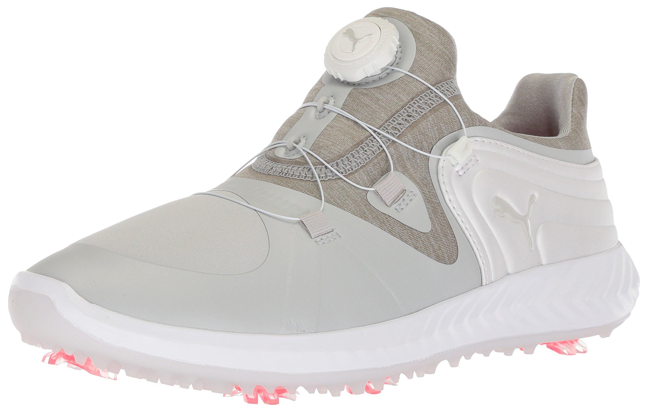 PUMA Golf Women's Ignite Blaze Sport Disc Golf Shoe, Gray Violet/White, 5.5 Medium US