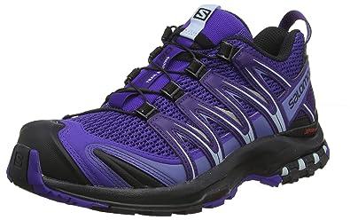 Salomon XA PRO 3D W Scarpe da Trail Running Donna  Amazon.it  Scarpe ... 9a982a69edd