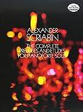 Scriabin: Complete Preludes and Etudes for Pianoforte Solo