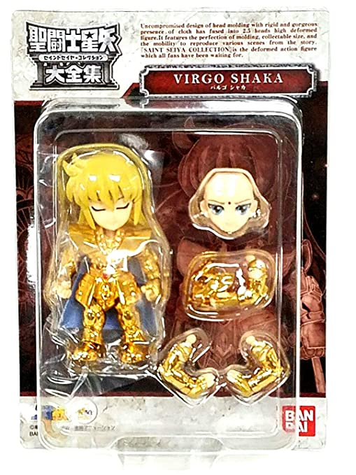 Saint Seiya Comp Works Virgo Shaka Figure
