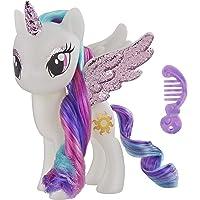 My Little Pony Figura Princesa Celestia con Brillo, 6 Pulgadas