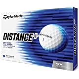 TaylorMade 2018 Distance Plus Golf Balls (One Dozen)