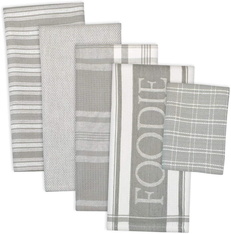 TW00007617 /'Liquorice Allsorts/' Cotton Tea Towel Dish Cloth