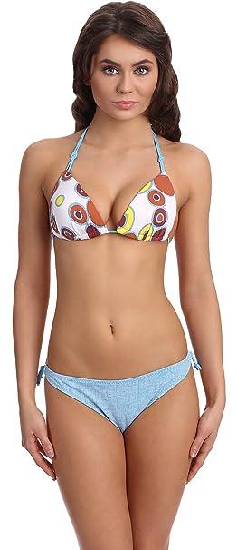 Antie Bikini Conjunto para Mujer H1W133 (Patrón-425, EU 40=ES 42)