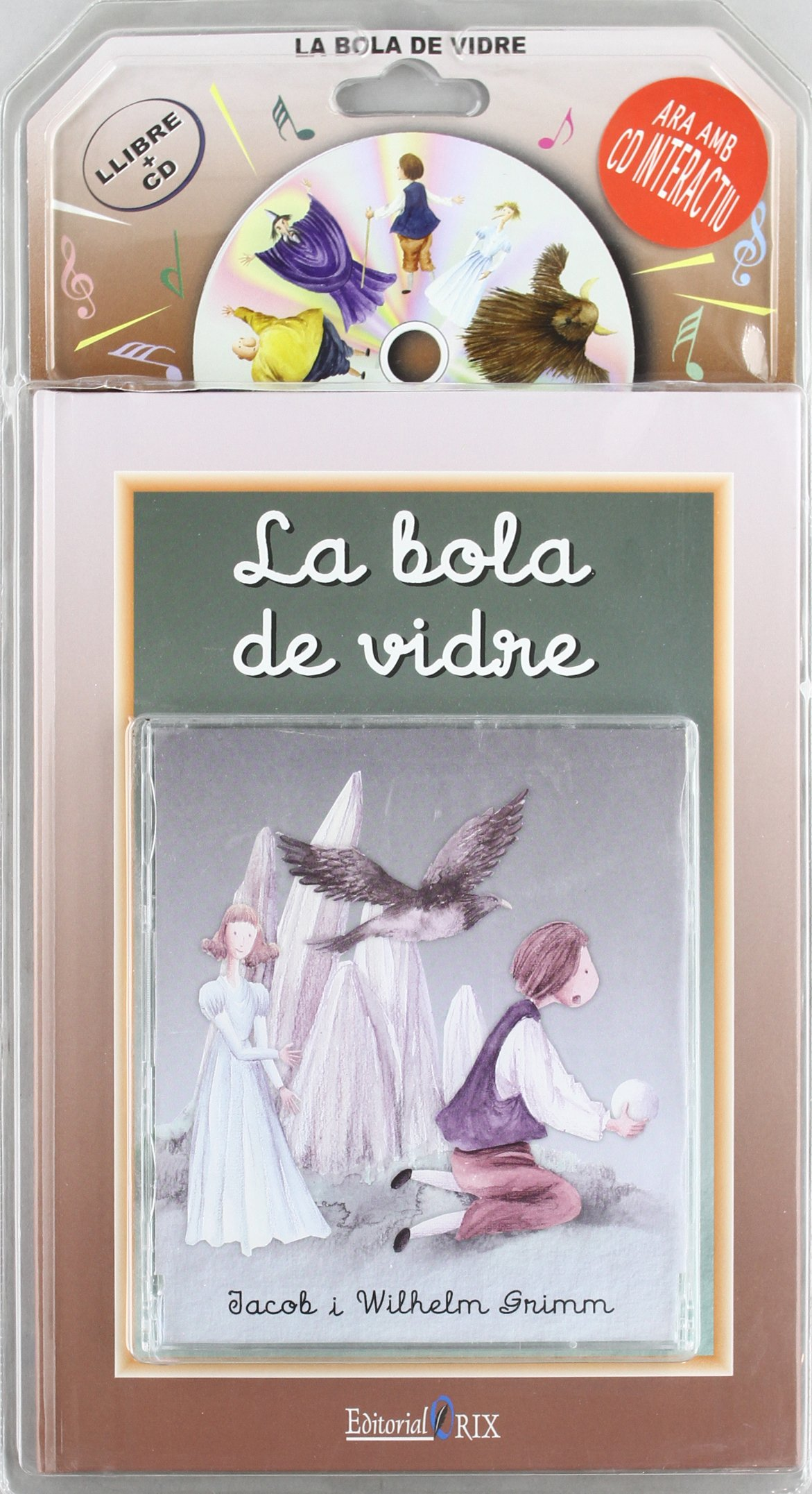BOLA DE VIDRE, LA CD-C (Spanish) Perfect Paperback – May 1, 2005