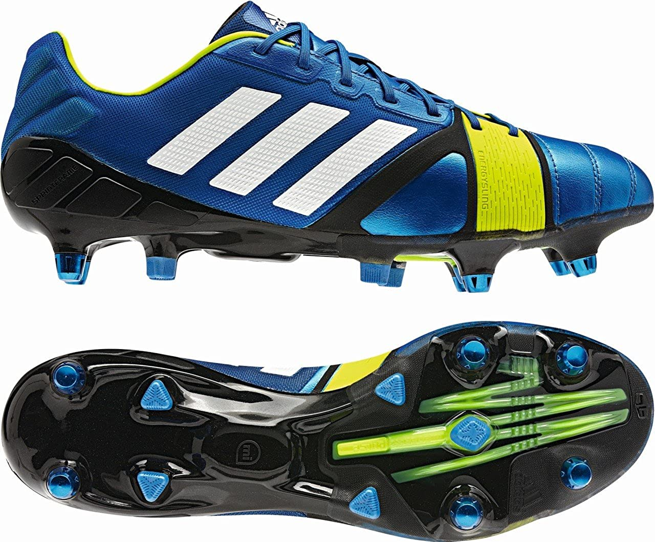 promo code 72f35 3e49a adidas Nitrocharge 1.0 XTRX SG Football Shoe Men Amazon.co.uk Sports   Outdoors