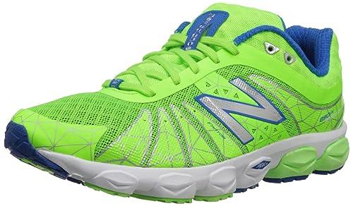 New BalanceM890 V4 - Zapatillas de Running Hombre, Verde (Verde), 40.5: Amazon.es: Zapatos y complementos