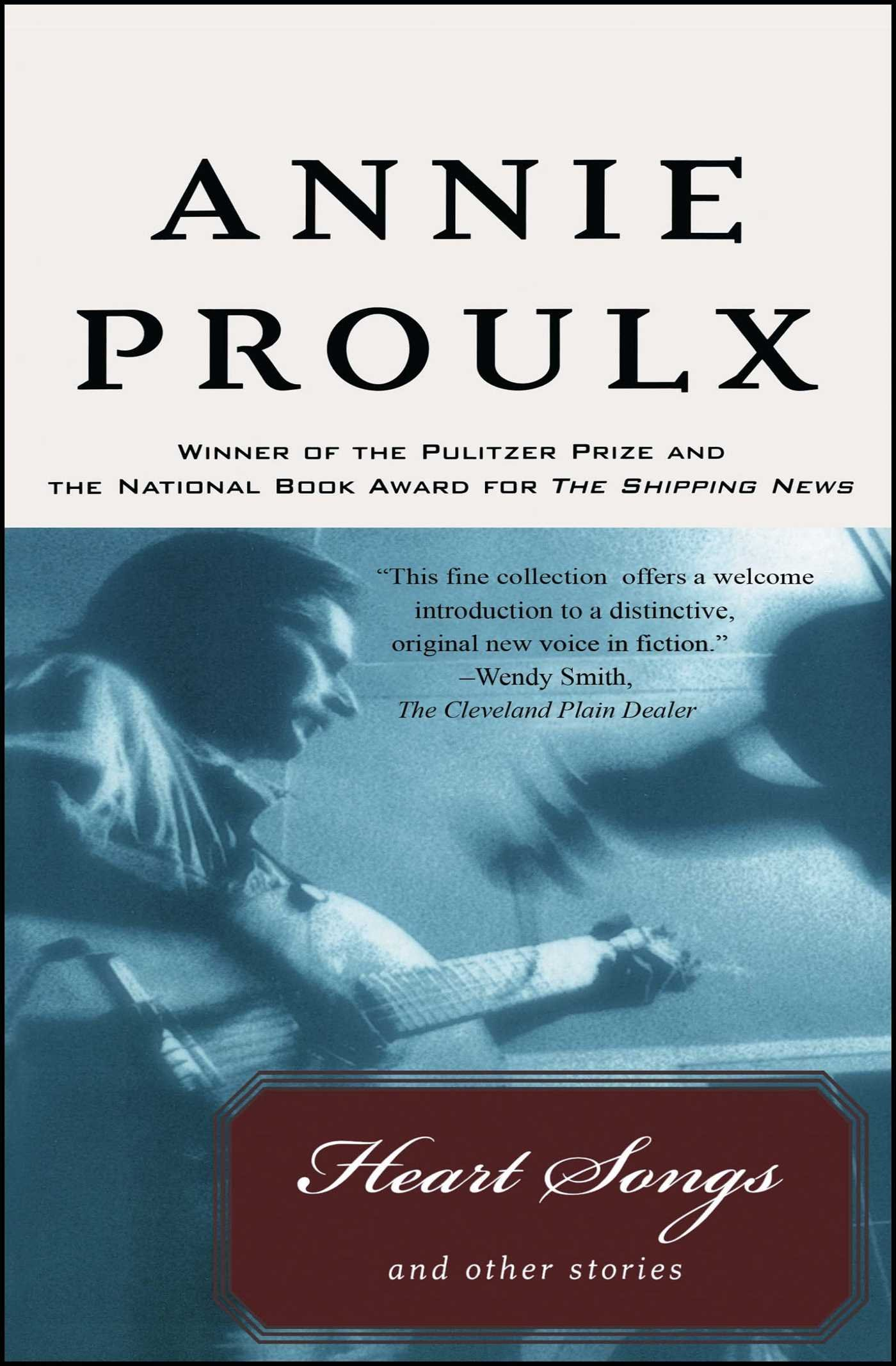 Heart Songs And Other Stories: Annie Proulx: 9780020360759: Amazon:  Books