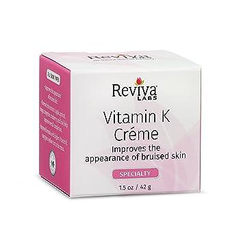 vitamin k beauty