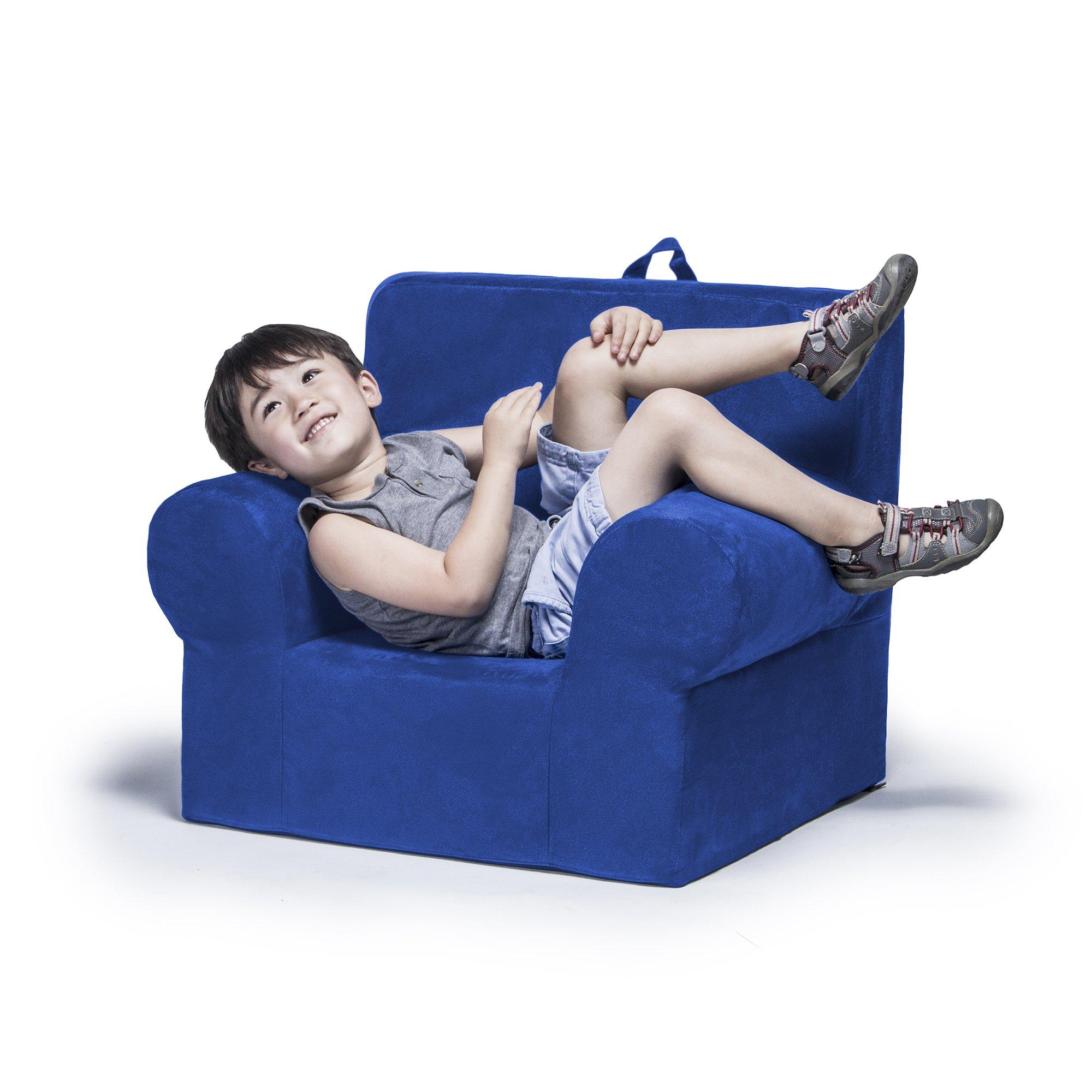 Jaxx Julep Kids Armchair, Blueberry