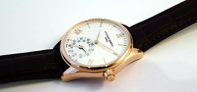 Amazon.com: Frederique - Reloj de pulsera para hombre de ...