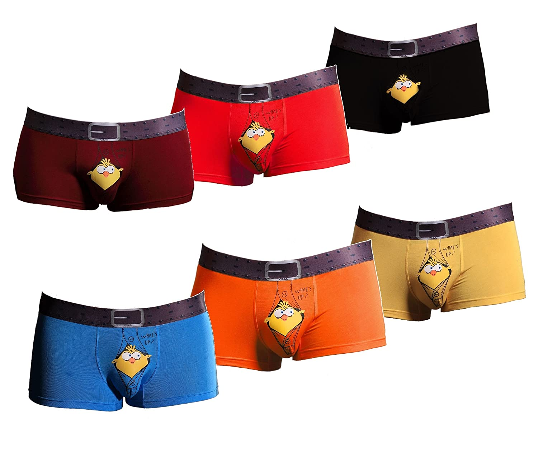 DAN Panties bamboo fibre male comfortable underwear men's quality gift man boxer