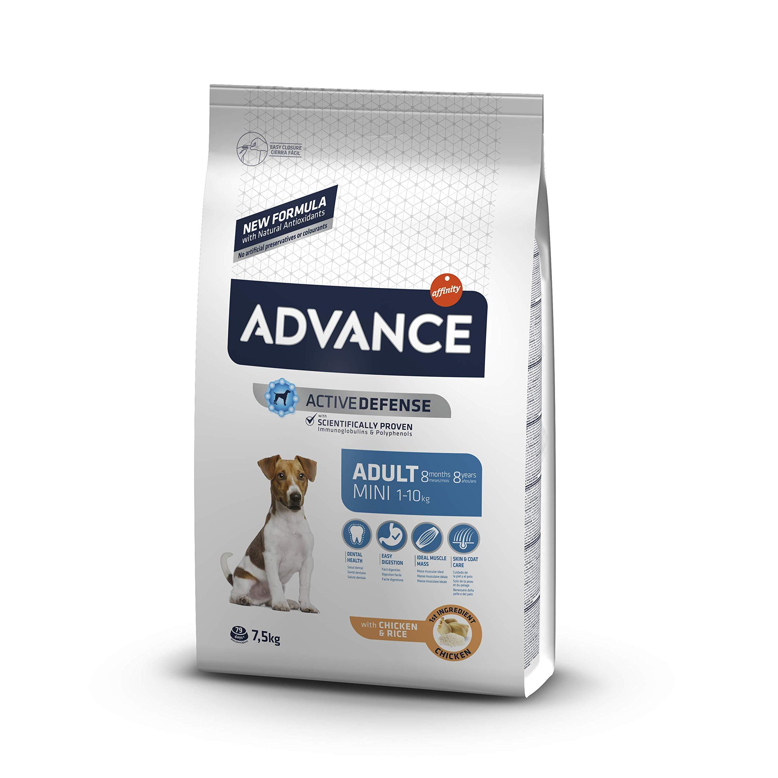 Advance Pienso para Perro Mini Adulto con Pollo - 7500 gr product image