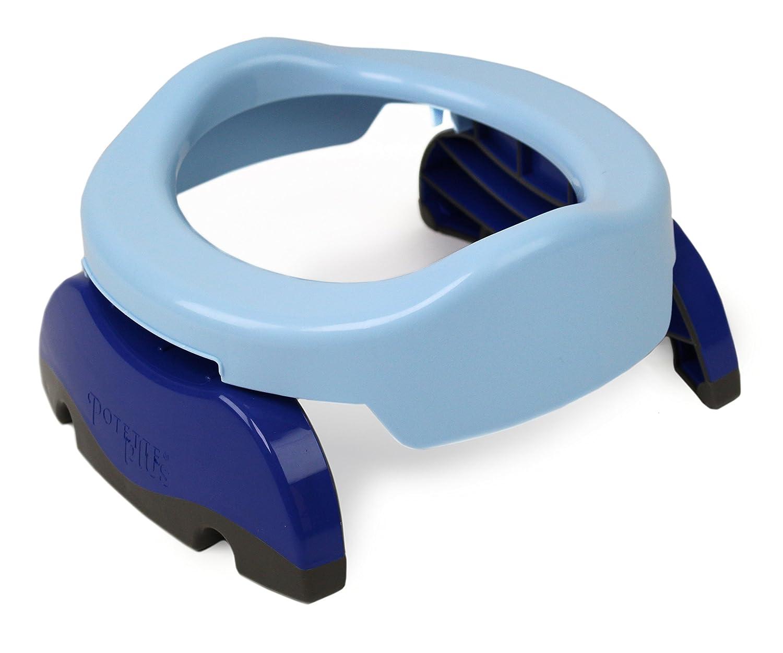 Potette Plus - Orinal portátil, color azul, color azul (12219004)