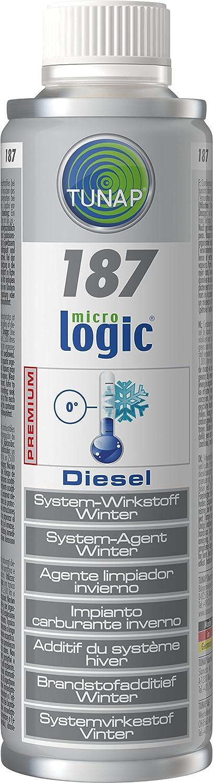 Tunap 187 Additivo gasolio anticongelante antigelo Diesel Tunap Deutchland Vertriebs GmbH & Co. Betriebs KG