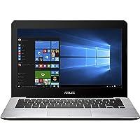 """ASUS F302UJ-R4025T 2.5GHz i7-6500U 13.3"""" 1920 x 1080Pixeles Negro - Ordenador portátil (Portátil, Negro, Concha, i7-6500U, Intel Core i7-6xxx, Socket B2 (LGA 1356))"""