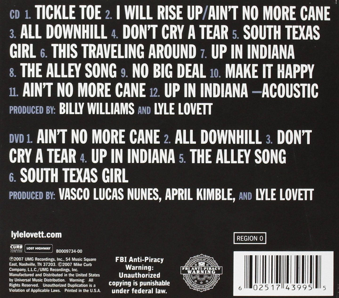 Lyle Lovett - Its Not Big Its Large [Deluxe Edition] - Amazon.com Music