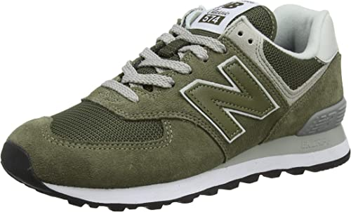 new balance 574 9.5 wide sneakers