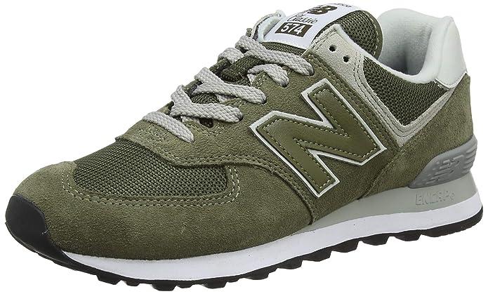 New Balance 574v2 Core Sneakers Herren Grün (Olive)