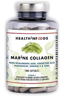 Seagarden Péptidos de Colágeno Marino + Vitamina C | Sabor a limón | de bacalao noruego, ártico y salvaje | Suplemento para la piel, cabello, tendones, ligamentos | 100% natural | 30